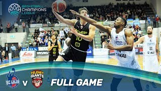 Lulea (SWE) v Telenet Giants Antwerp (BEL) - Live 🔴  - Basketball Champions League 17-18 thumbnail