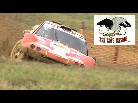 Rallye du Labourd 2016 - ES5 Gatubiague