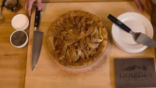 American Grilled Apple Pie Recipe