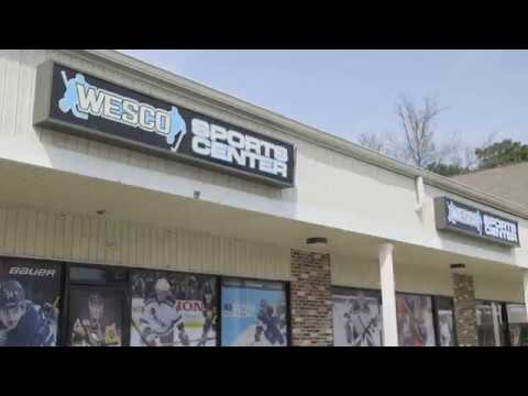 WESCO - The Best Hockey Store In CT!