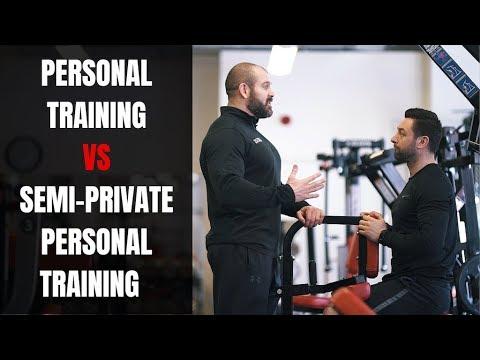 Personal Training VS Semi-Private Personal Training