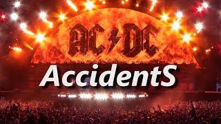 Gambar cover AC / DC  Accidents compilation | RockStar FAIL
