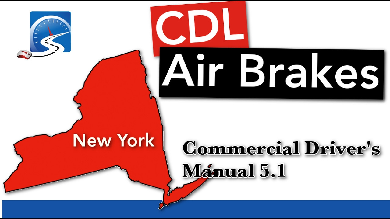 New york state commercial driver's manual audio.