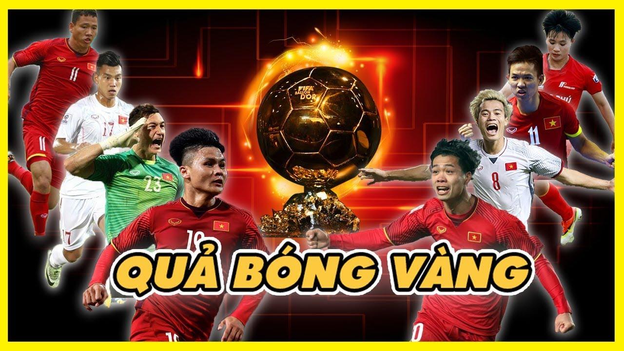 Quả Bóng Vàng Việt Nam 2018 (golden ball) – Yi Sung ft. Trần Hoàng Minh