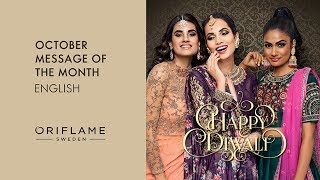 Oriflame India | October Message of the Month - English
