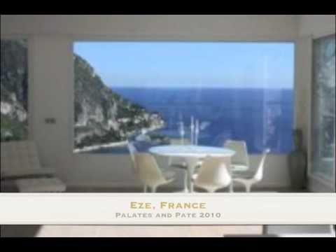 Eze, France Trip • Acadiana Outreach • Palates and Pate 2010