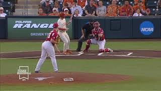 Texas Baseball vs Arkansas LHN Highlights [March 20, 2019]