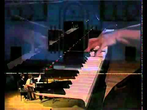philip glass the hours - live on grand piano