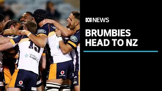 Brumbies make changes to their starting side ahead of first Trans-Tasman match | ABC News