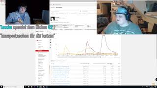 Exsl95 zeigt seine Einnahmen! Realtalk über Steuern und YouTube Einnahmen!!