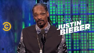 vuclip Roast of Justin Bieber - Snoop Dogg - Mug Shot - Uncensored