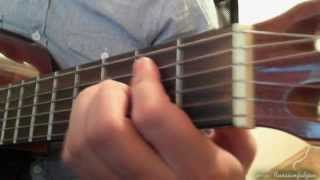 Beatles Yesterday - разбор от Фабиана (урок)