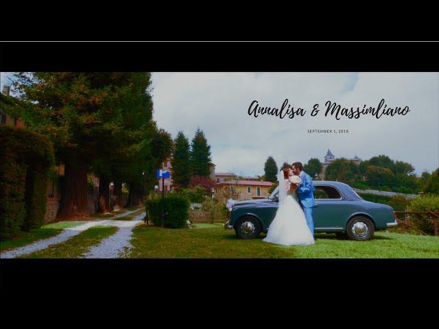 ♥♥ Annalisa+Massimiliano ♥♥ wedding trailer