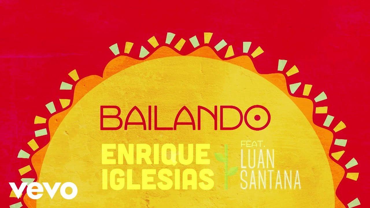 Enrique Iglesias Bailando Portuguese Version Youtube