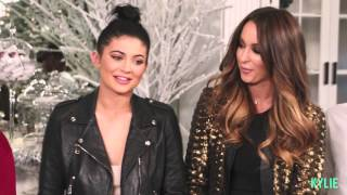 KYLIE UP CLOSE: DIY Holiday Table Decor