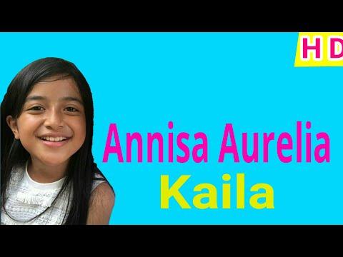 Update 🔴 Potret Annisa Aurelia Kaila - Pemeran Tiara Di Cinta Sebening Embun