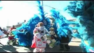 mardi gras indians 2010