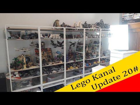 Lego Kanal Update 20# Wie gehts weiter