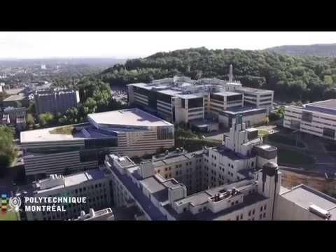 Polytechnique Montréal - Une aventure qui changera votre vie