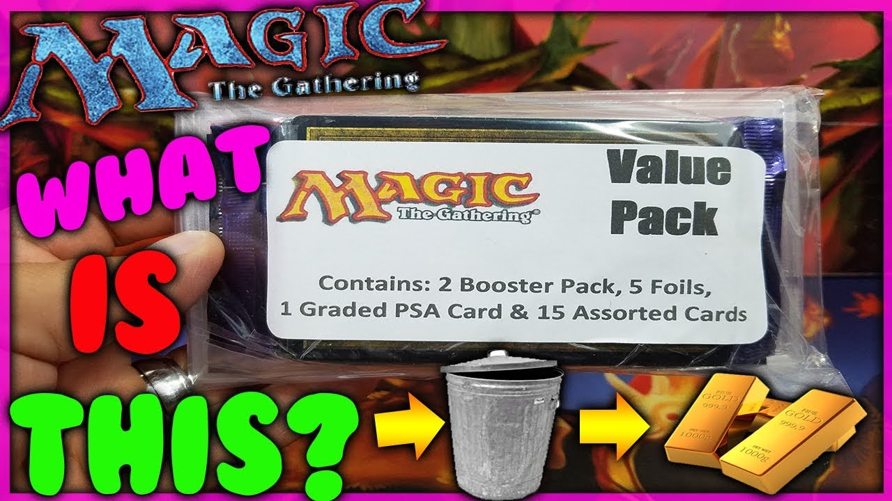 WHAT IS THIS MTG REPACK THING? GOOD? BAD? SCAM? LET'S FIND OUT!