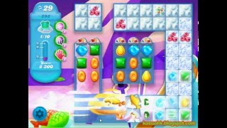 Candy Crush Soda Saga - Level 696 (3 star, No boosters)