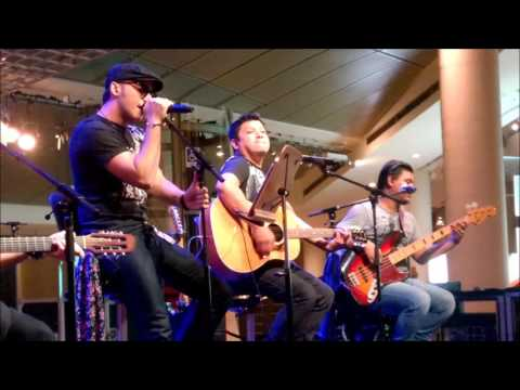 The Aryan - Ku Tak Bisa (Acoustic Live @ Esplanade Concourse 2016)
