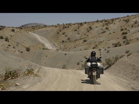 Kaukasus-Iran-Motorradexpedition Mai 2016
