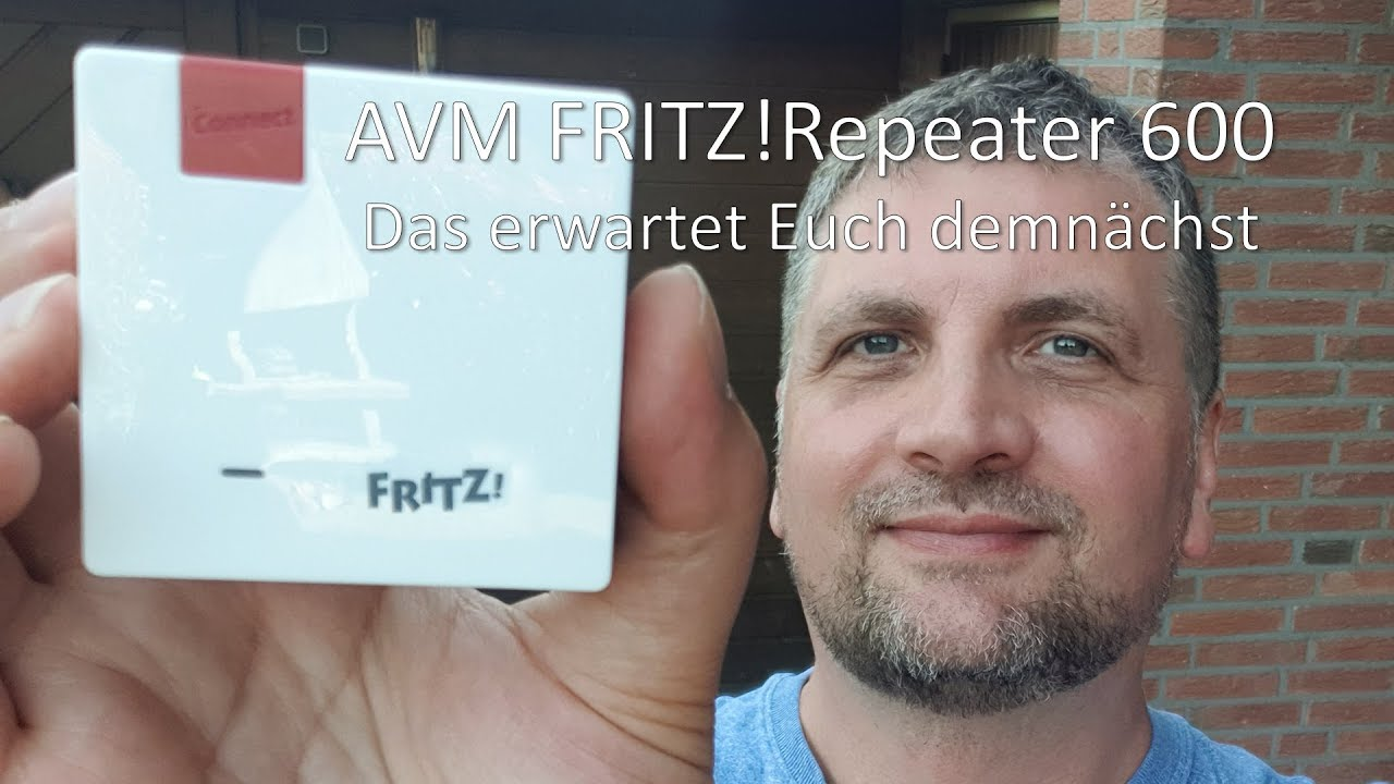 Fritz Repeater 600 Test