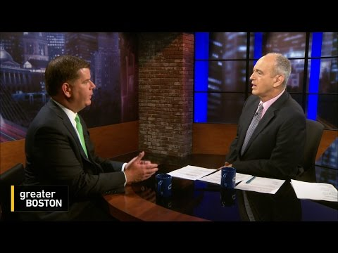 Mayor Marty Walsh Discusses Re-Election