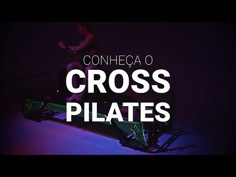CROSS PILATES - Método revoluciona o pilates tradicional