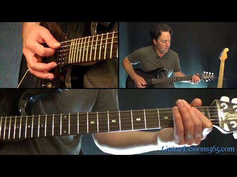 Walk Guitar Lesson - Pantera | Guitar Lessons 365