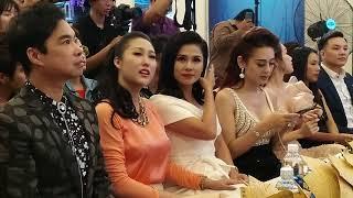 Phi Thanh Vân, Việt Trinh, Lâm Khánh Chi đọ nhan sắc mặn mà tại họp báo ra mắt MV Usb Quách Tuấn Du