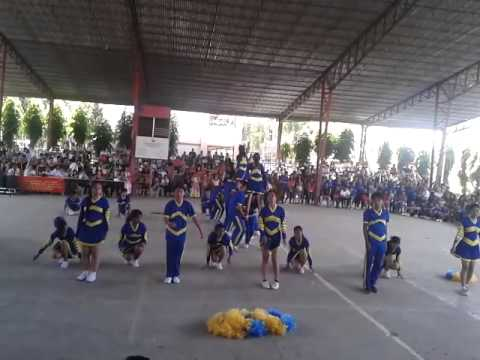 Gateway International School Cheering