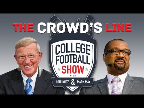 WEEK 10  - Alabama vs LSU Breakdown with Lou Holtz and Mark May