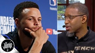 'Oracle is being closed down by the Toronto Raptors tonight!' - Tracy McGrady | The Jump