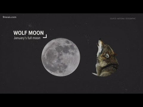 blood wolf moon meaning native american - photo #9