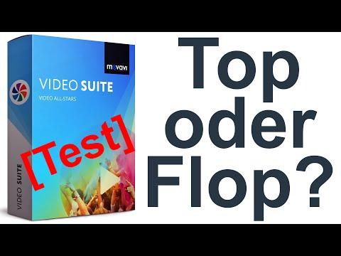 Test: Movavi Video