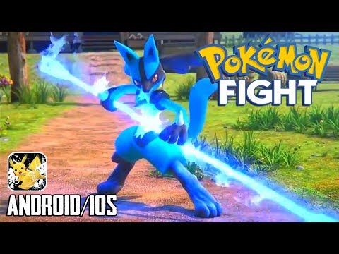 Pokemon Fight - ARPG Beta Gameplay (Android/IOS)