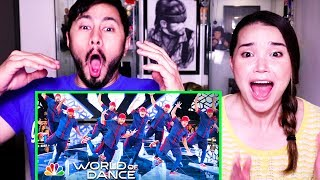 KINGS UNITED World of Dance 2019 Qualifiers Reaction