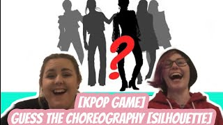 Gambar cover [KPOP GAME] PLAYING GUESS THE CHOREOGRAPHY [SILHOUETTE] #3