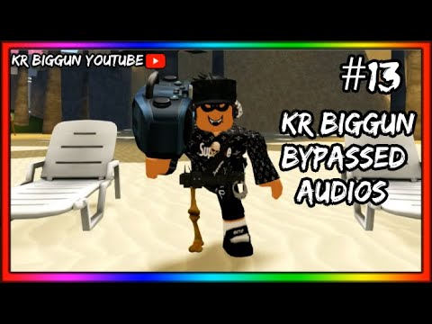 roblox  bypassed audios  gamerhow gamers