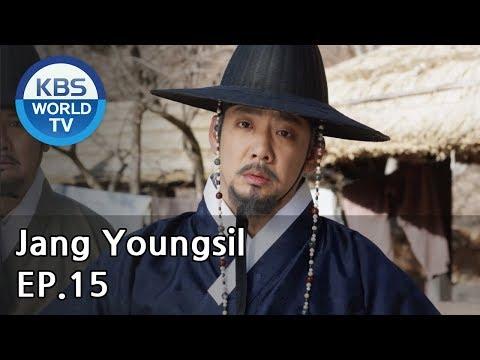Jang Youngsil   장영실 - Ep.15 (2016.03.07)