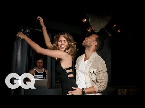 John Legend & Chrissy Teigen Describe the Worst Date, Ever - GQ