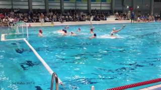 Waterpolo: VZC Veenendaal - Waterpolo Den Haag
