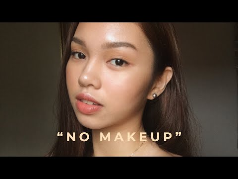 NATURAL 'NO MAKEUP' MAKEUP LOOK