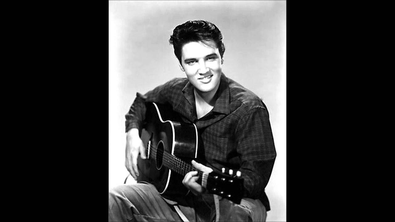 Elvis Presley Blue Suede Shoes Studio Version