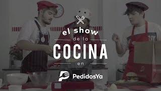Julianero y Rama Salemme - El Show de la Cocina - Argentina