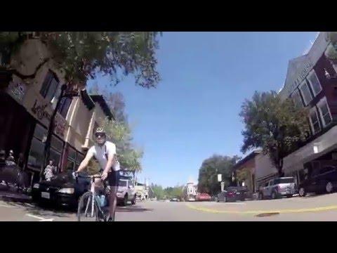 Los Gatos California Road Bike Ride