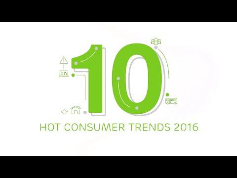Confira as 10 tendências de consumo para 2016
