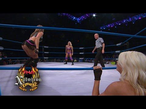 Xplosion Match: Velvet Sky vs Taryn Terrell